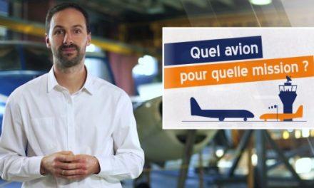 Interview des créateurs du premier cours sur le transport aérien