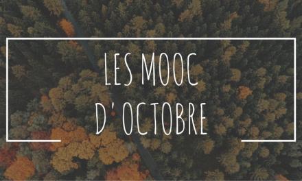Automne rime avec MOOC : les nouveautés du moment