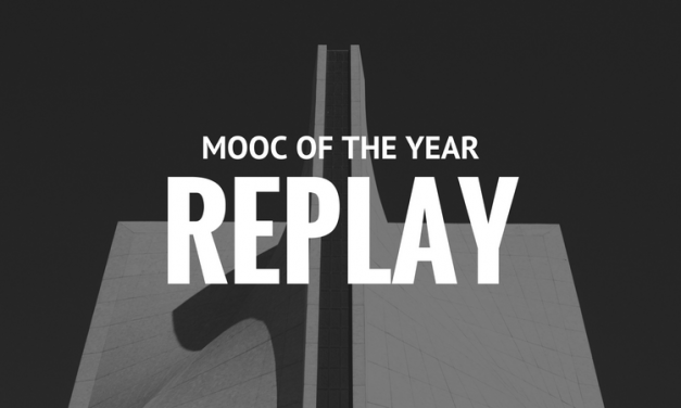 Replay Mooc of the year