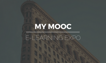 My Mooc @ E-Learning Expo