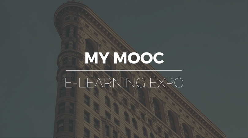 My mooc au e learning expo for Porte de versailles salon formation artistique
