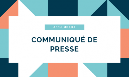 Communiqué de presse / App