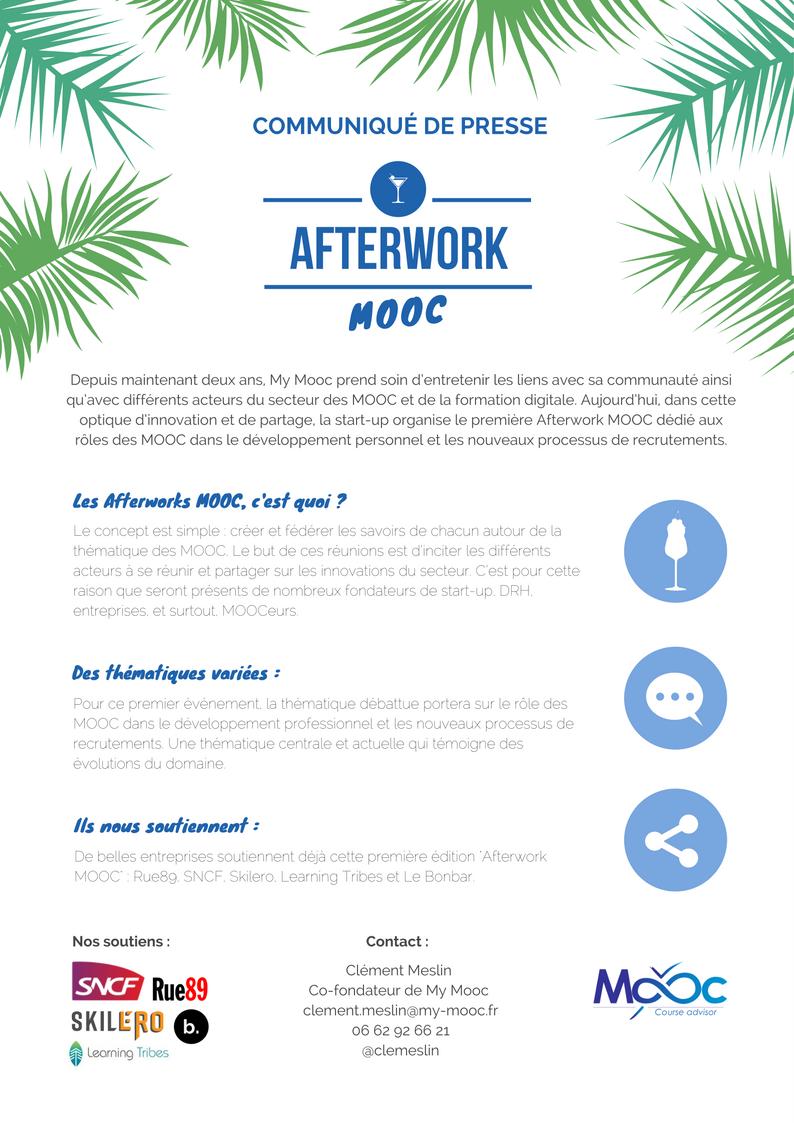CP Afterwork Mooc