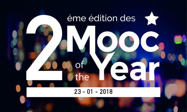 2ème édition des Mooc Of The Year, Clément Meslin vous dit tout !