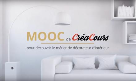 MOOC décoration d'intérieur – L'interview de Créacours