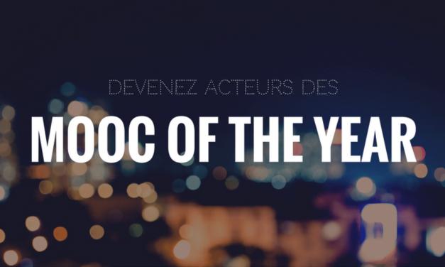 Le coup de coeur des internautes – Mooc Of The Year