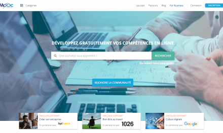 My Mooc lance sa nouvelle version !