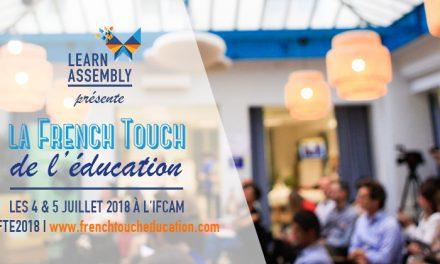 My Mooc partenaire de la French Touch de l'éducation !