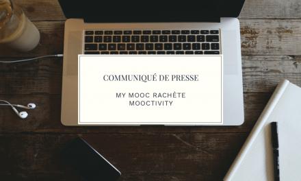 My Mooc rachète Mooctivity