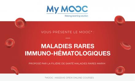 Un MOOC santé sur les Maladies Rares Immuno-Hématologiques
