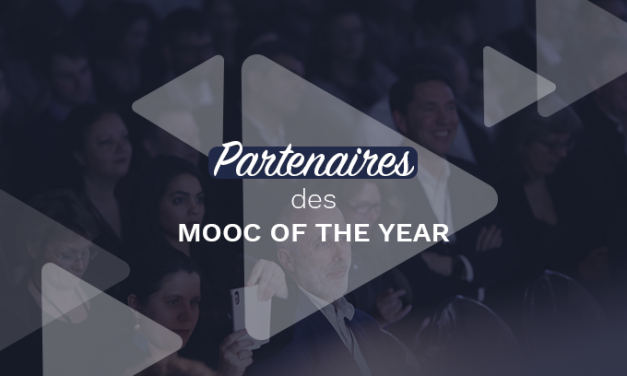 Les partenaires des Mooc of the Year : qui sont-ils ?