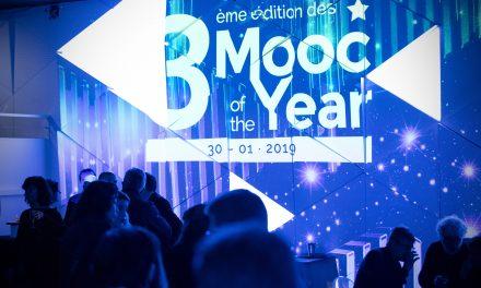Retour sur la troisième édition des Mooc of the Year…