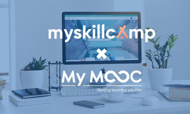 My Mooc s'associe avec myskillcamp !