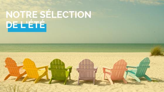 Les pieds dans l'eau, la tête dans les MOOC : notre sélection de l'été.